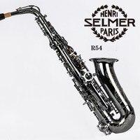 New High Quality Saxophone Alto Sax Selmer 54 Alto Saxophone Musical Instruments Professional E Flat Sax