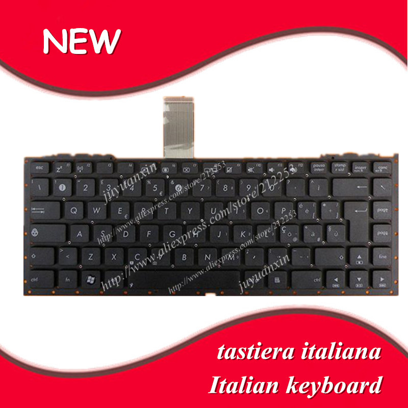IT Italian keyboard For ASUS U43F BLACK (Without FRAME,without foil) laptop keyboard