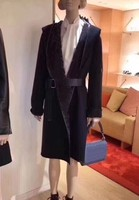 Женская Модное пальто куртка средней длины большой размер свободные передние открытые пальто более размер толстовки куртка пальто Топ кар...