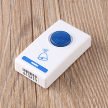 1Pc LED Wireless Chime Door Bell Doorbell & Wireles Remote control 32 Tune Songs
