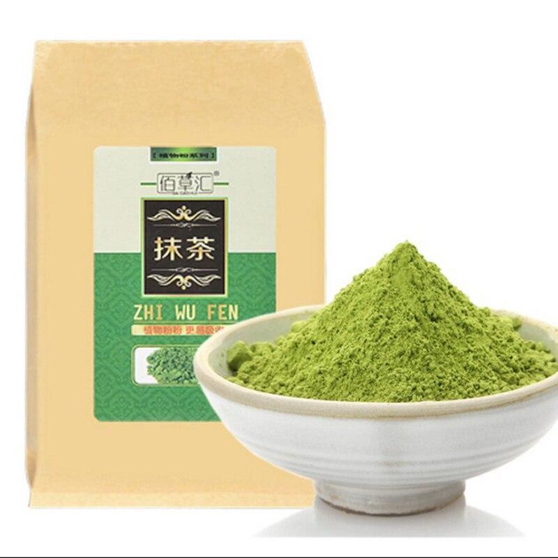 Prémio chá verde matcha japonês powder100 % natural chá emagrecedor orgânica para a redução da perda de peso + Frete grátis