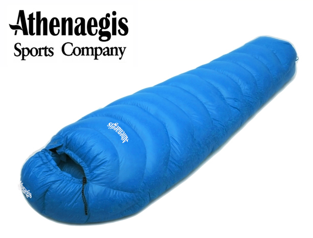 Здесь продается  Athenaegis high quality 1000G/1200G white goose down filling waterproof ultralight warm sleeping bag  Спорт и развлечения