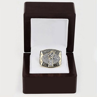 Wholesale 2002 Tampa Bay Buccaneers Replica Super Bowl Copper High Quality Fans World Championship Ring With