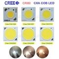 Оригинальный светодиодный XLamp Cree CXA 10W CXA1304  15W CXA1507  24W CXA1512 65W CXA2530 Холодный/теплый белый 5000 K  3000K COB