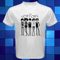 Những Kinh Hoàng Indie Ban Nhạc Rock Trắng T-Shirt Size Sml XL 2XL 3XL Men T Shirt Bán Giá Rẻ 100% Cotton
