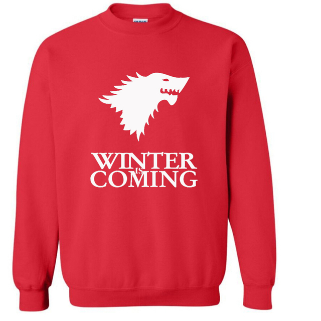 Winter is Coming Women Sweatshirt