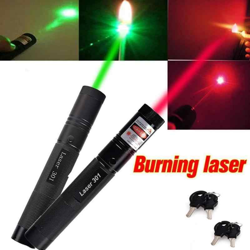 Without battery New red and green laser flashlight full star laser flashlight laser light wholesale