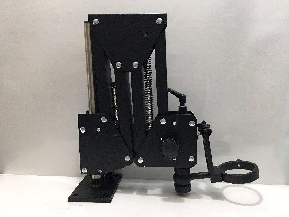 Il trasporto Libero 84-88mm Microscopio Supporto Acrobazie Stativo del microscopio per Meiji Microscopio