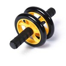 Без шум брюшной ABS колеса ролик для пресса с коврики для упражнений фитнес оборудования Crossfit интимные аксессуары тренажерный зал buikspier мышц