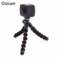 Panorama Dual Lens WiFi Action Camera 20MP 4K HD Cam Camcorder W TF Card Slot Professional