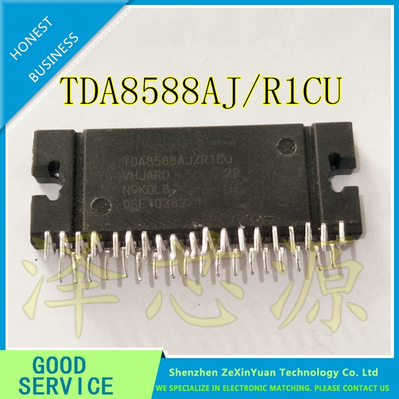 TDA8588AJ/R1CU TDA8588AJ TDA8588 SQL-37