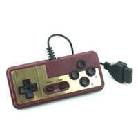 Consola de jogos gamepad 8-estilo pouco 15Pin Plugue Controlador Cabo Para N-E-S para F-C joystick alça