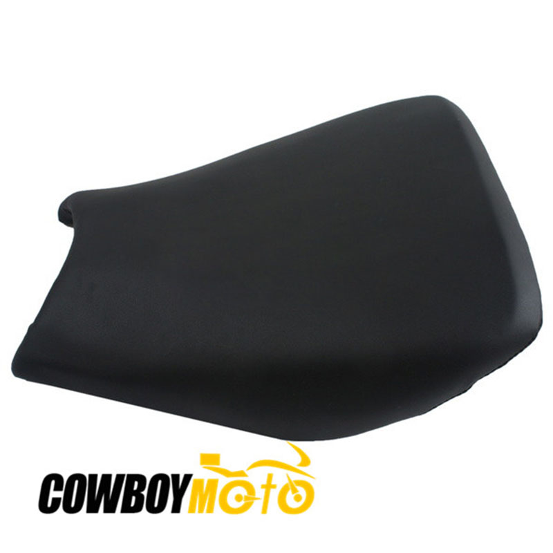 PU Leather Motorcycle Black Front Pillion Rider Seat For HONDA CBR 1000RR 04 05 06 07 CBR1000RR CBR 1000 RR 2004 - 2007