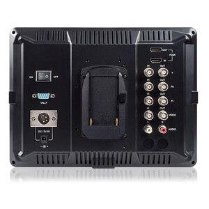 """Image 4 - Feel world FW1018V1 10.1 """"IPS 4K HDMI كاميرا جهاز المراقبة الميدانية كامل HD 1920x1200 شاشات كريستال بلورية ل DSLR فيديو فيلم اطلاق النار ستابليزر"""