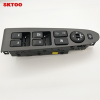 SKTOO For Kia sportage R window lifter switch assembly with the mirror fold the left front door glass levelers switch with high