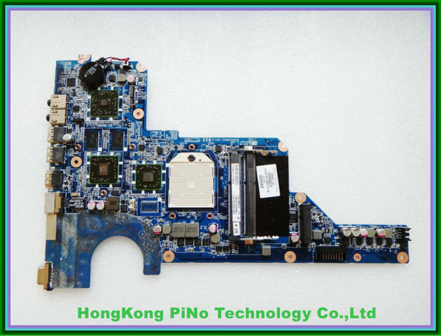 638855-001 Материнская Плата для HP G6 G6-1000 серии DA0R22MB6D0 DDR3 Графика