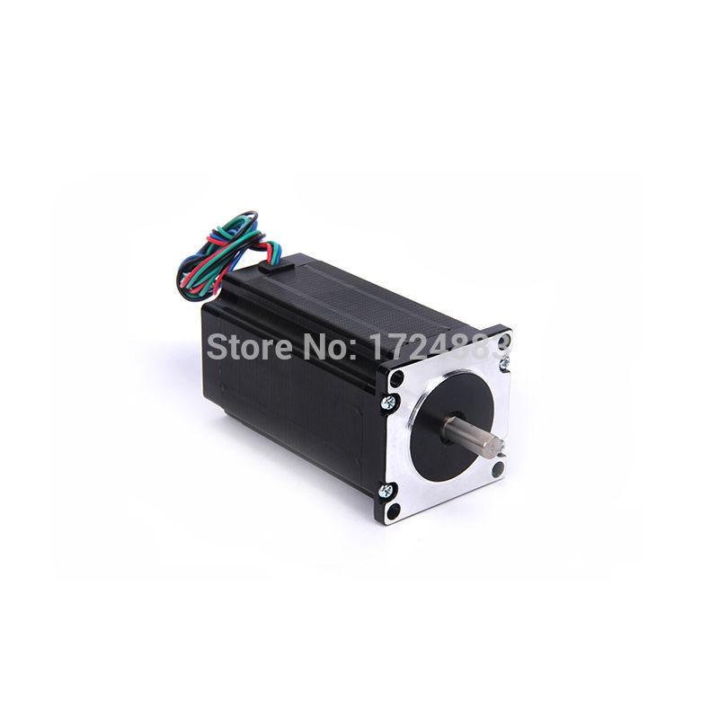 High torque 57 Motore Passo-passo 2 FASI-lead Nema23 motore 57BYGH5401 99.5 MM 4.4A 3.1N.M A BASSO RUMORE (23HS5401) motore per CNC XYZ