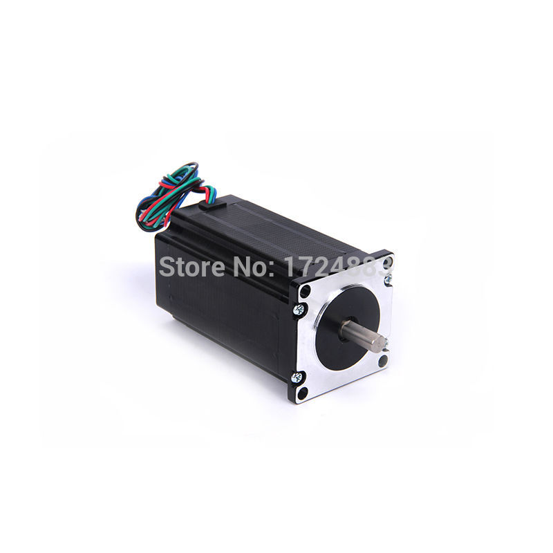 High torque 57 Stepper Motor 2 PHASE 4-lead Nema23 motor 57BYGH5401 99.5MM 4.4A 3.1N.M LOW NOISE (23HS5401) motor for CNC XYZ
