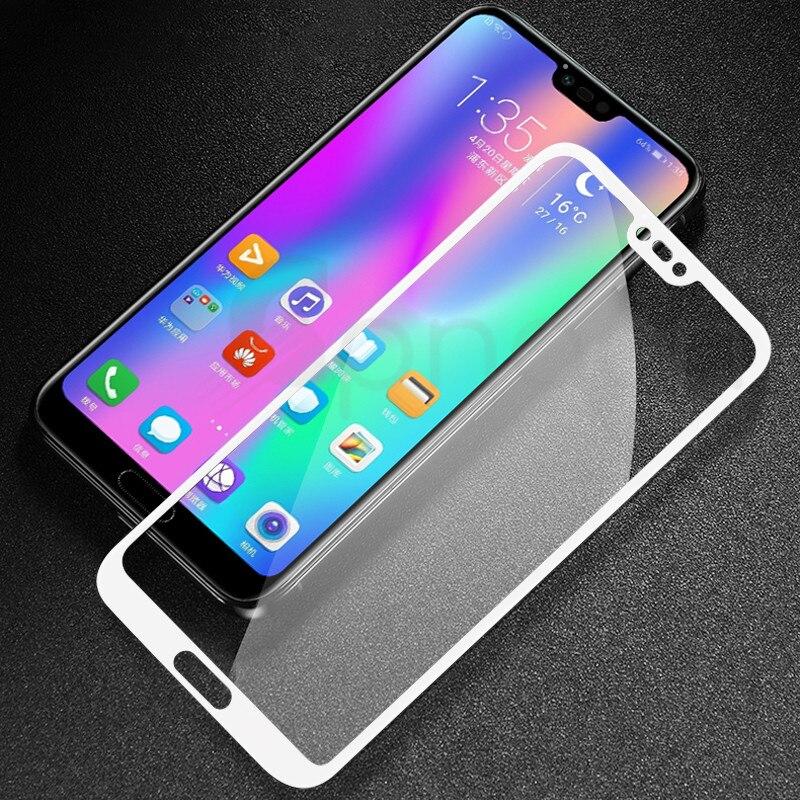 3D Full Cover Tempered Glass For Huawei Honor 10 9 Lite V10 V20 Screen Protector Protective Film Honor 9 8 Lite V9 Play Glass