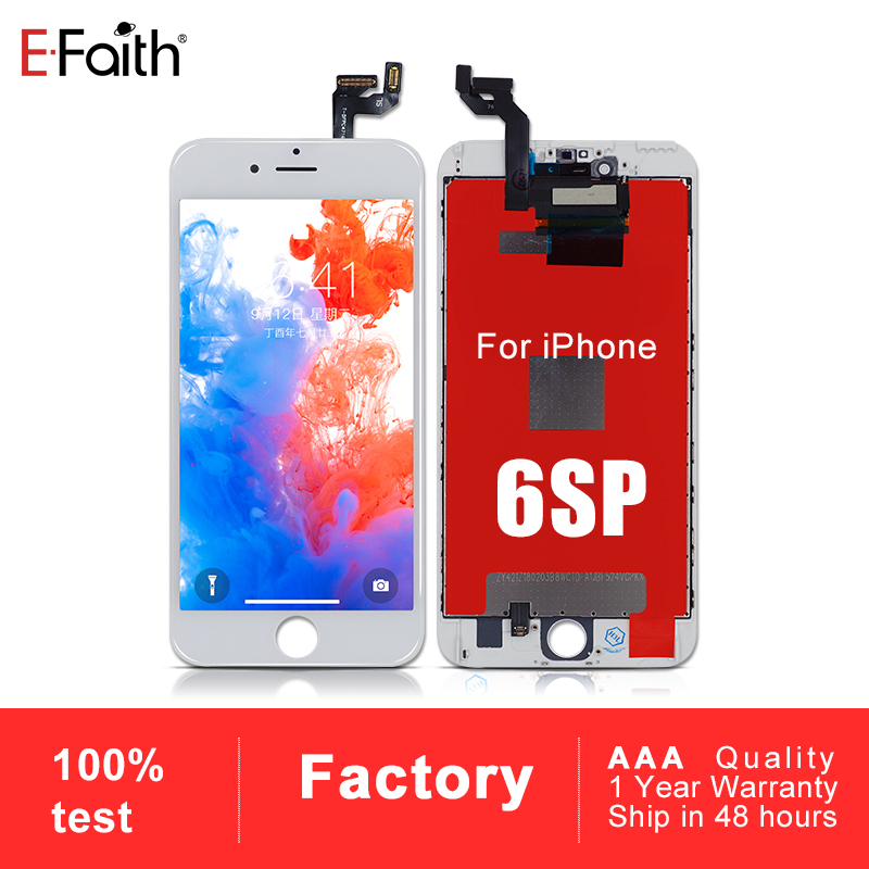 20 Pcs Lot Grade AAA No Dead Pixel For iPhone 6S Plus or 6SP LCD With