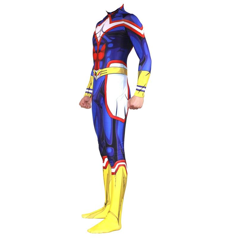 アニメ私のヒーロー学界すべてかもしれないコスプレ衣装服ジャンプスーツボディスーツハロウィンパーティー大人男性キッズボーイズ  グループ上の ノベルティ & 特殊用途 からの アニメ コスチューム の中 3