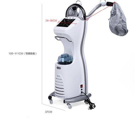 Multifunctional oil treatment machine. Ozone biochemical instrument. Hairdressing steam engine