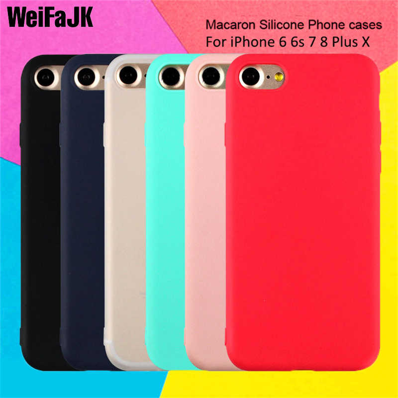 apple silicon iphone 7 case