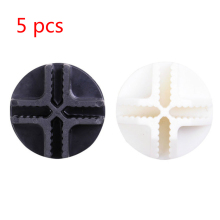 5 щетка соединители для провода куб полки для хранения/модульный Органайзер шкаф Шкатулка-комод застежка пряжка зажим 4 мм дропшиппинг