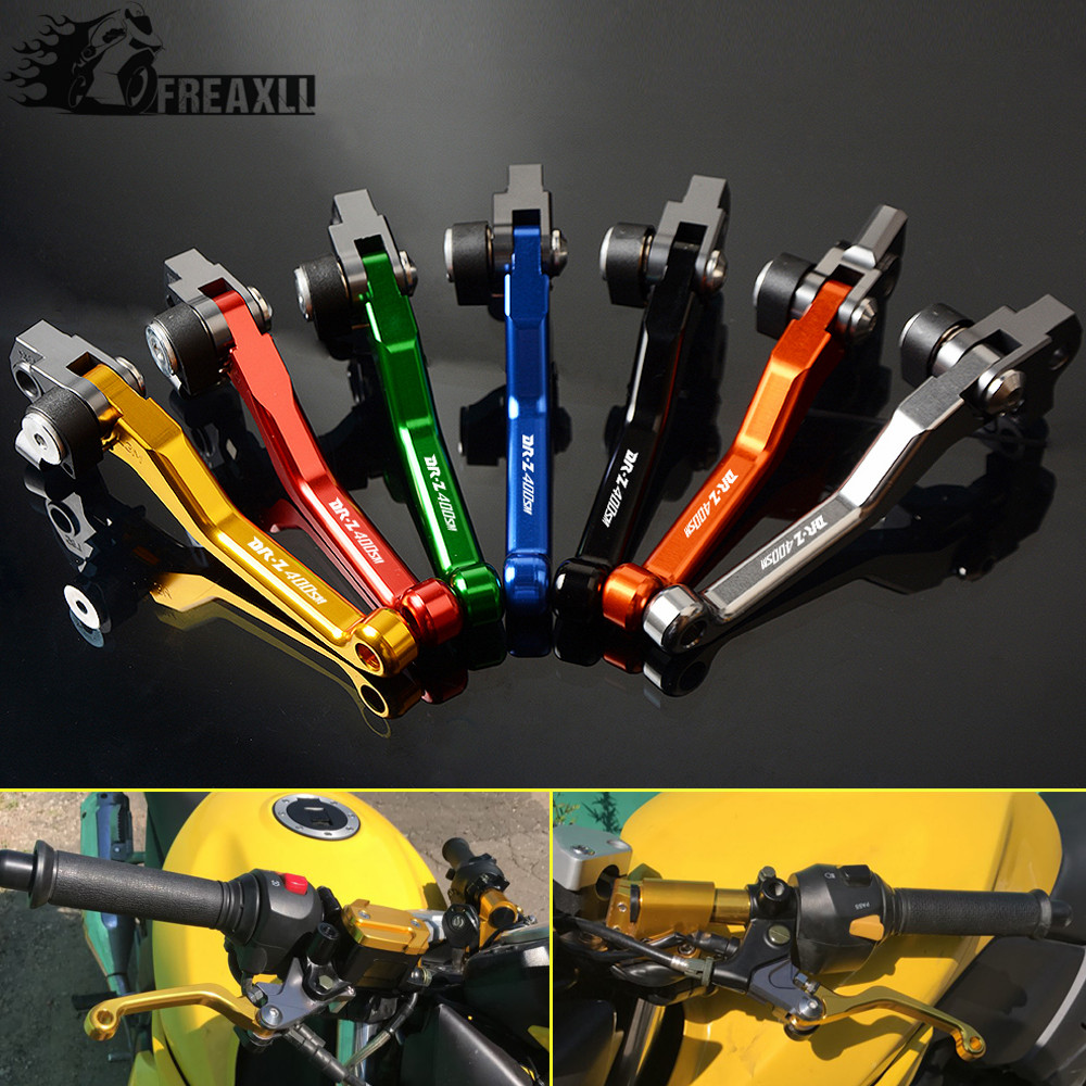 Cheap and beautiful light drz 400 lever in Light and Led