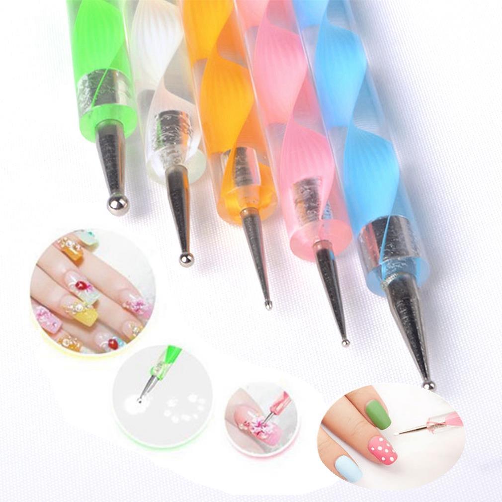 Hasil gambar untuk deskripsi dotting tools nail art