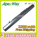 Apexway 4 cell Laptop Battery For Toshiba Satellite L900 L950 S900 S950 U845 U900 U940 U945 U955 PA5076U-1BRS PA5077U PABAS26