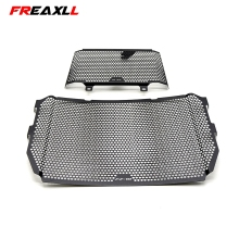 For Yamaha MT-10/MT-10 SP Oil Cooler Guard 2016 Onwards Evotech Performance Radiator Motorcycle radiator Grille Cover