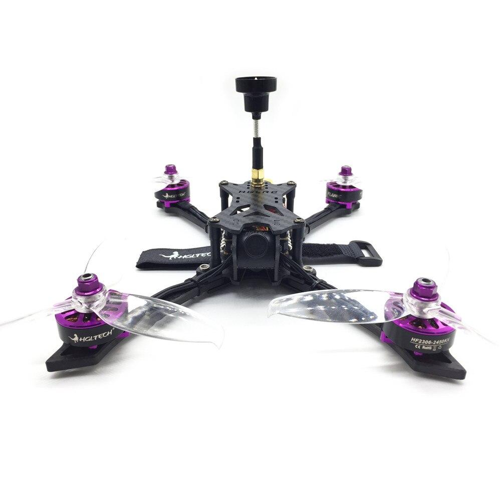 купить HGLRC Batman220 220mm Airbus F4 OSD FPV Racing Drone w/ 60A BL_32 ESC Frsky XM+ Receiver RX BNF Brushless Motor RC Multi Rotor по цене 21079.23 рублей