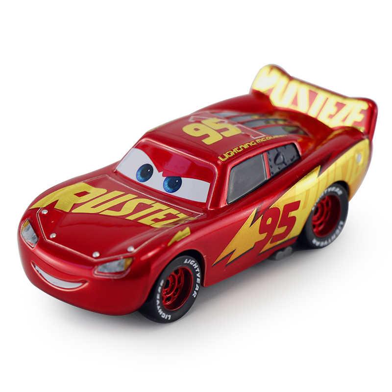 Disney Pixar Cars 3 New No 95 Lightning Mcqueen Limited 1 55
