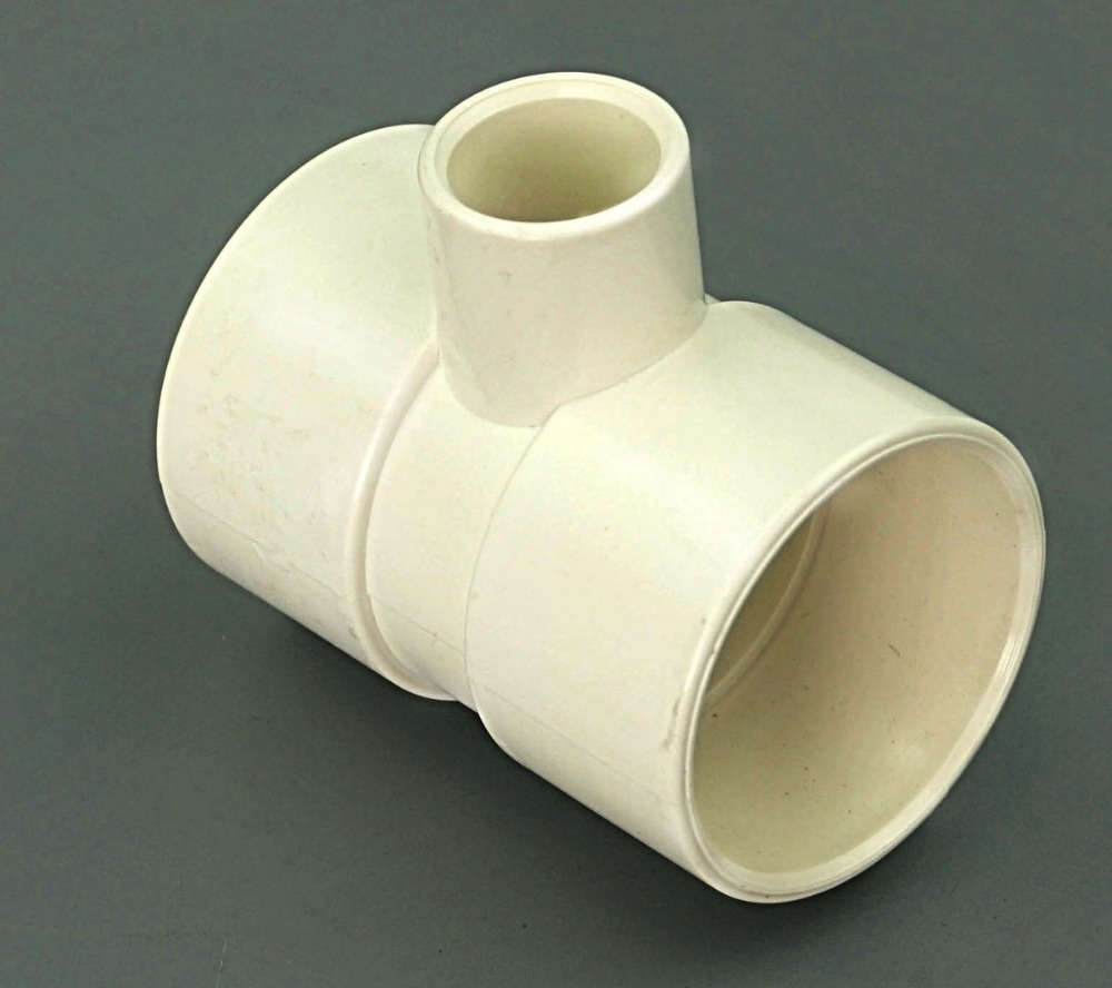 Quot t adapter connector pvc fitting socket for spa