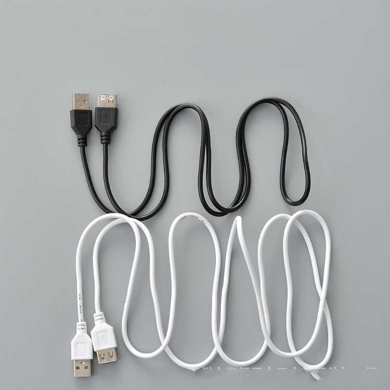 USB Verlengkabel Super Speed USB 2.0 Kabel Man-vrouw 1 m Data Sync USB 2.0 Extender Cord Extension kabel