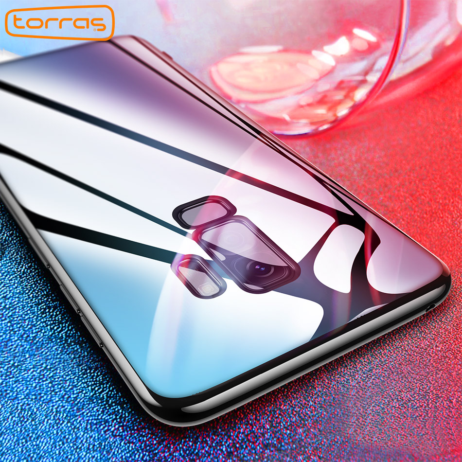 abe65a2ec6b2 Torras For Samsung S9 Case Cover Electroplating Tpu Case For Samsung Galaxy  S9 Plus 360 Full Cover Cover Shockproof Phone Cases-in Fitted Cases from ...