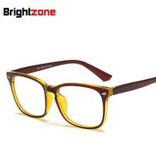87f243c83290 Glasses Frames Woman Man Eyeglasses Frame Vew Plica Eye Glasses Plain  Mirror Glass Vintage Black Spectacles