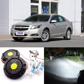 Generation All In One lower Beam Error Free H7 HID Lights For Chevrolet Malibu 2012-2015