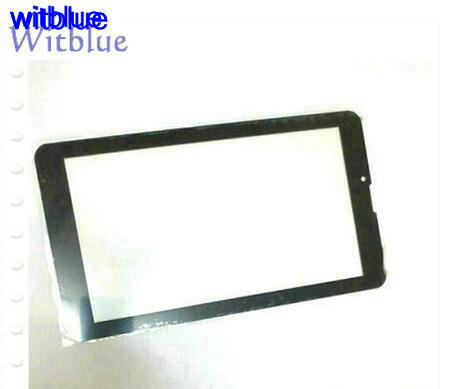 New For 7 Oysters T74D 3g Tablet Capacitive touch screen panel digitizer glass replacement Free shipping original new for 7 oysters t7b tablet touch screen f wgj70413 v1 pm702l digitizer sensors glass replacement parts free shipping