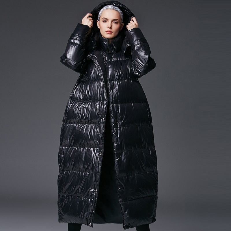 New winter women's down jacket duck down jacket maternity down jacket pregnancy coat warm clothing outerwear winter clothing