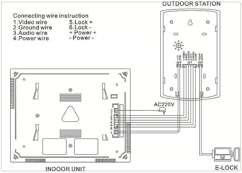 Bell system intercom wiring diagram somurich bell system intercom wiring diagram phone bell wiring diagram dolgulardesign cheapraybanclubmaster Image collections
