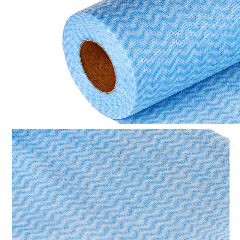 Merveilleux Disposable Breakpoint Non Woven Kitchen Towels Cleaning Cloth 50pcs In Roll  Glasses Dish Wipes Trapos Cocina Free Shipping In Cleaning Cloths From Home  ...