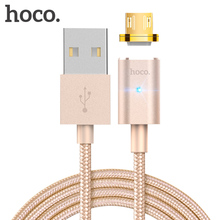 HOCO Fashion Separated Type Magnetic Reversible Plug Fast Charge for Android Phone Micro Magnetic Cable for Samsung Huawei Mi5