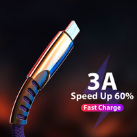 cable samsung galaxy Braided Micro-USB Cable  Android Charger Cable/Samsung Fast Charging Compatible Cable with Galaxy S7/S6, Sony, Motorola xiaomi (2)