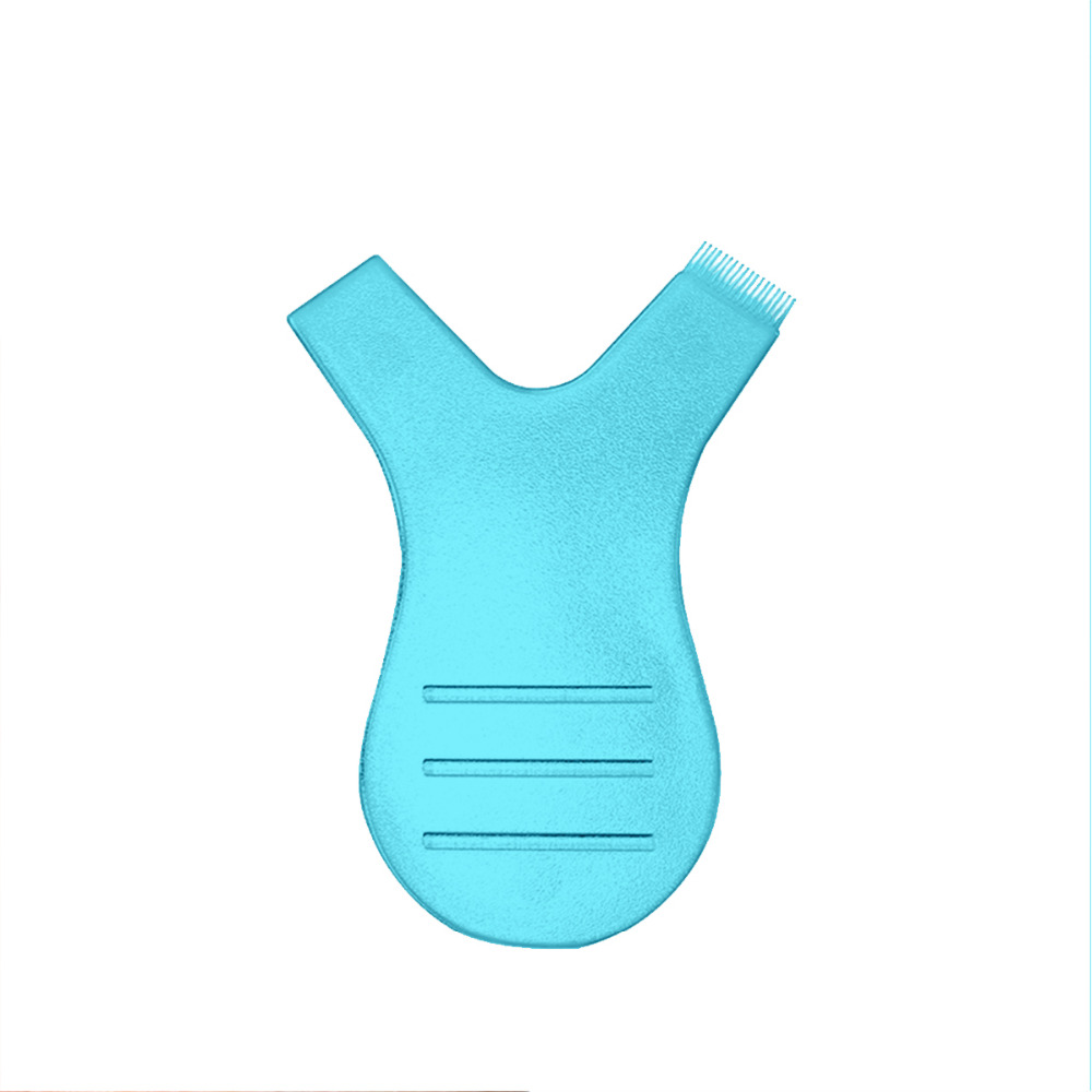 Cor Azul Reuseable Plástico Escovas Macias 10 peças/saco Mini Descartáveis Para Cílios Maré Up Brush Make Up Ferramentas de Beleza Rímel