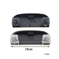 Car Glasses Case Storage Box For Mercedes Benz AMG W203 W204 W205 S204 C204 W212 A124