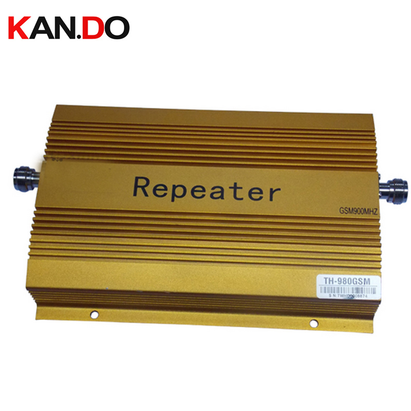 model 980 max 2000square meter work GSM mobile phone signal booster 900Mhz phonel repeater