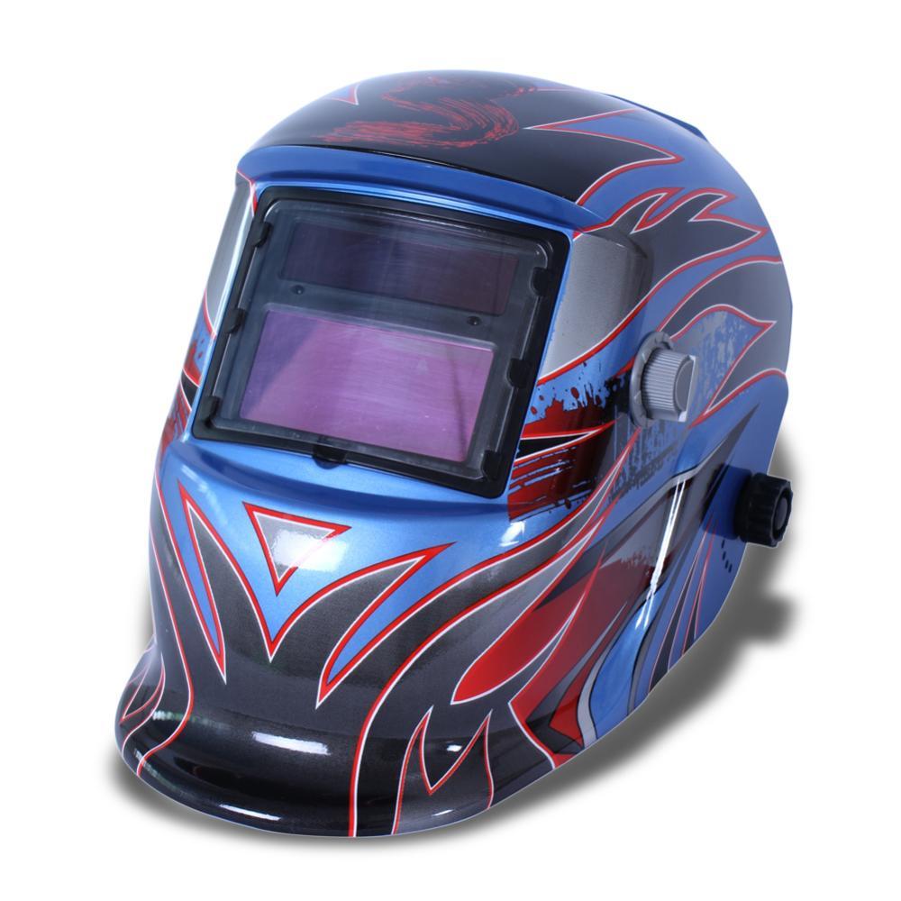 2017 Protection Auto Darkening Solar welders Welding Helmet Mask Grinding Function #5 [randomtext category=