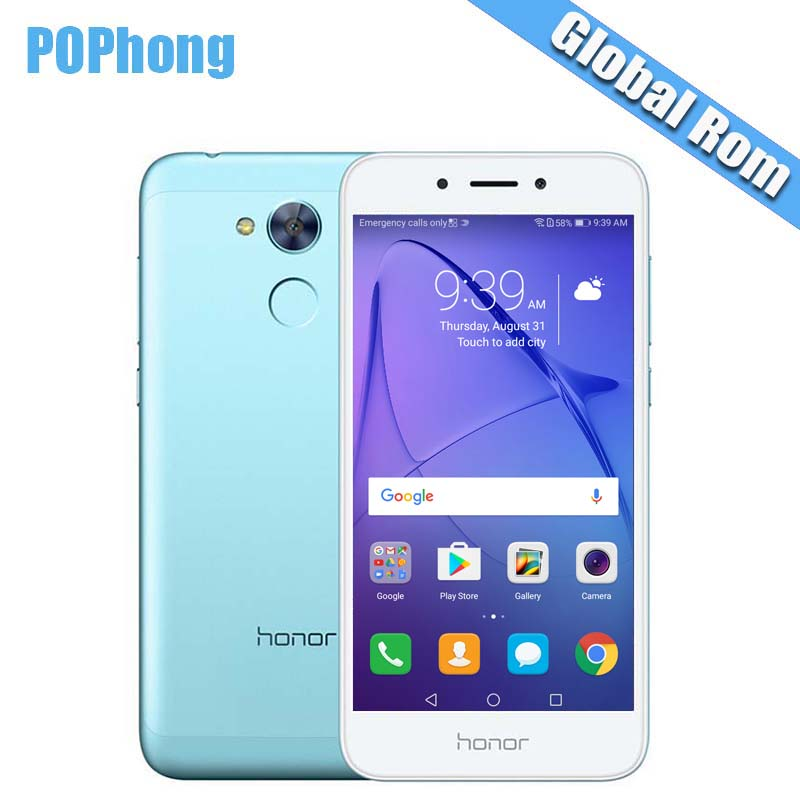 Original Huawei Honor 6A Play Octa Core Mobile Phone 5 0 Inch Android 7 0 Fingerprint